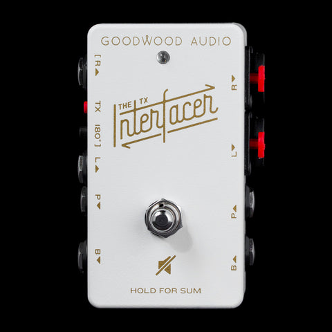 Goodwood Audio The Interfacer TX Limited Color - White