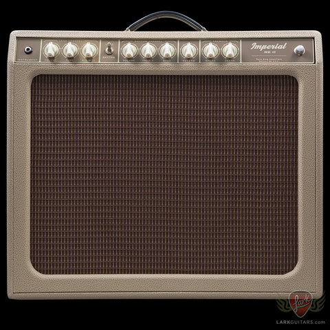 Tone King Imperial MkII - Cream (007) - Available at Lark Guitars