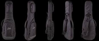 Suhr Deluxe Padded Gig Bag - Black