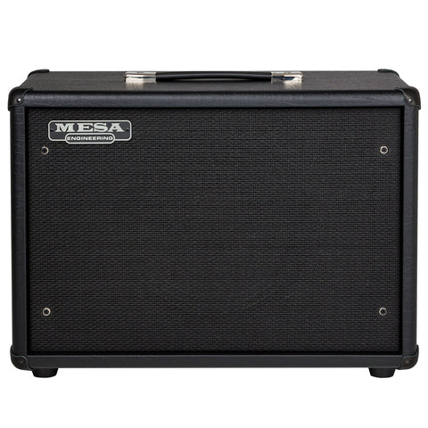 Mesa Boogie 1x12 Widebody Compact - Black w/Black Grille
