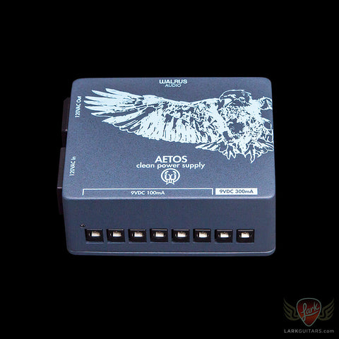 Walrus Audio Aetos 120v Clean Power Supply, Walrus Audio - Lark Guitars