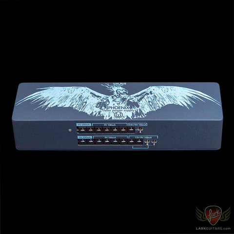 Walrus Audio Phoenix 120v Clean Power Supply, Walrus Audio - Lark Guitars