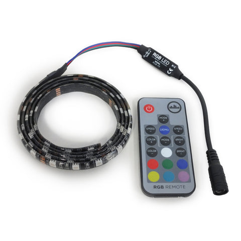 Temple RGB LED Light Strip - TRIO 21 - RGB-21 - Available at Lark Guitars