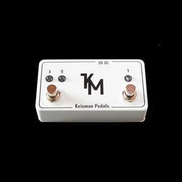Keisman Pedals A/B/Y Switch