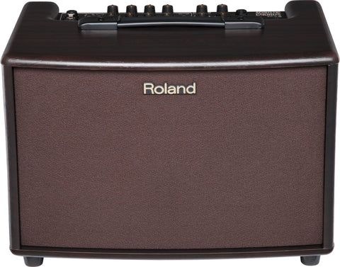 Roland AC-60RW 60-watt 2x6.5 Stereo Acoustic Amp - Rosewood - Available at Lark Guitars