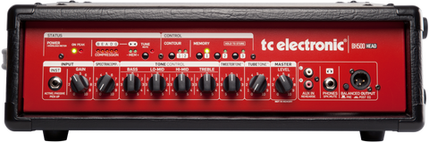 TC Electronic BH500 500-watt Bass Head (721), TC Electronic - Lark Guitars