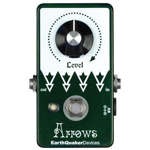 EarthQuaker Devices Arrows - Pre-Amp Booster