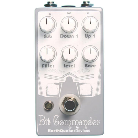 EarthQuaker Devices Bit Commander - Guitar Synthesizer