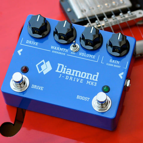Diamond JDR3 J-Drive MK3 Overdrive with Clean Boost