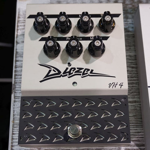Diezel Amplification VH4 Overdrive/Distortion Pedal