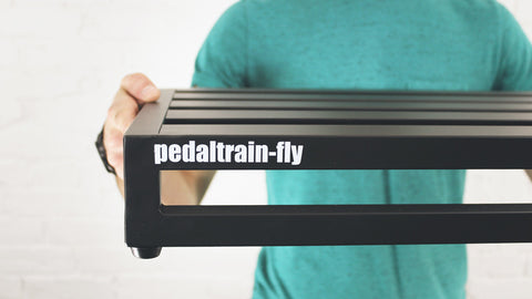 Pedaltrain PT-FLY-SC - Black - Available at Lark Guitars