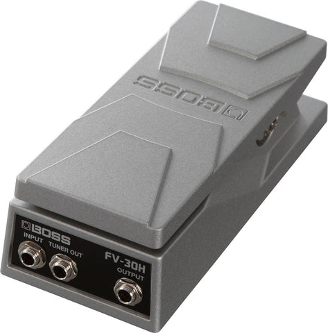 Boss FV-30H High-Impedance Volume Pedal - Available at Lark Guitars