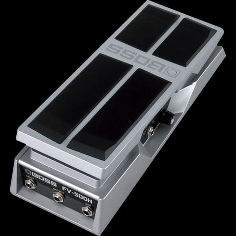 Boss FV-500H High-Impedance Volume Pedal