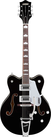 Gretsch G5422TDC Electromatic Hollowbody - Black (217) - Available at Lark Guitars