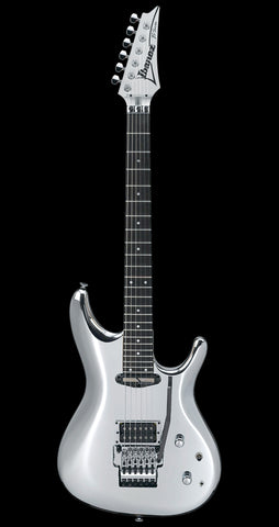 Ibanez 30th Anniversary Joe Satriani Chrome Boy - JS1CR30
