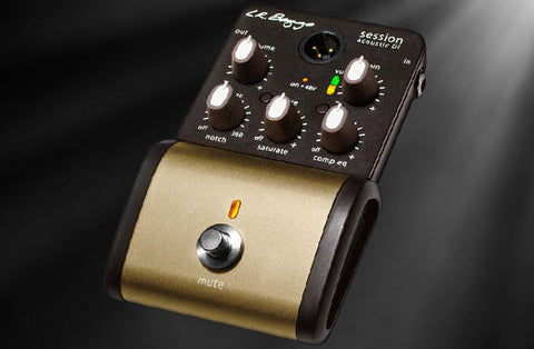 LR Baggs Session DI Acoustic Guitar Preamp - DEMO (001)