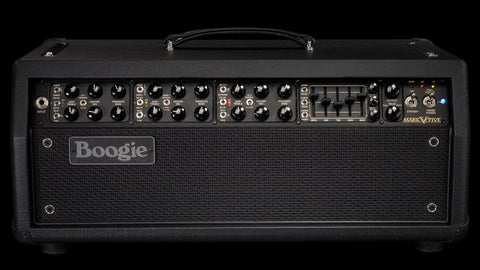 Mesa Boogie Mark V Medium Head (502) - Available at Lark Guitars