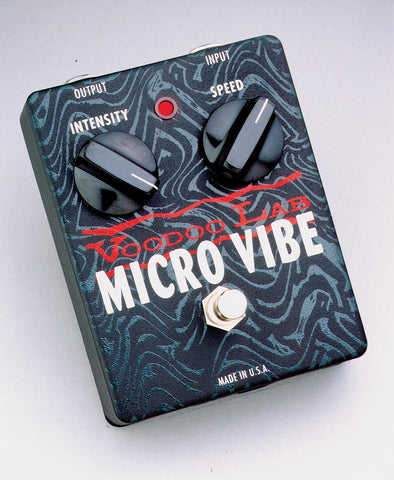 Voodoo Lab Micro Vibe - Available at Lark Guitars