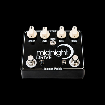 Keisman Pedals Midnight Drive - Available at Lark Guitars