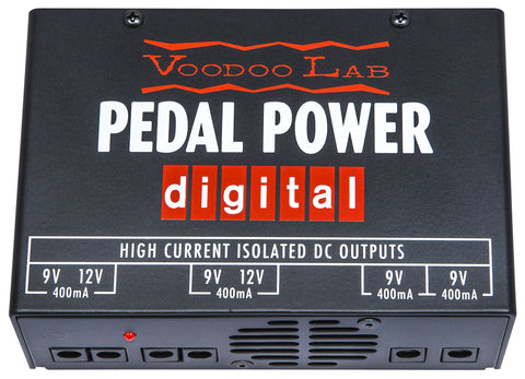 Voodoo Lab Pedal Power Digital - Available at Lark Guitars
