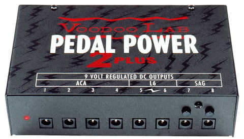 Voodoo Lab Pedal Power 2 Plus - Available at Lark Guitars