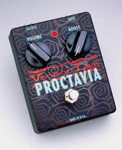 Voodoo Lab Proctavia - Available at Lark Guitars