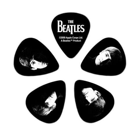 Planet Waves The Beatles Picks - Meet The Beatles - 10-Pack - Medium - Available at Lark Guitars