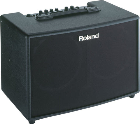 Roland AC-90 90-watt 2x8 Stereo Acoustic Amp - Available at Lark Guitars