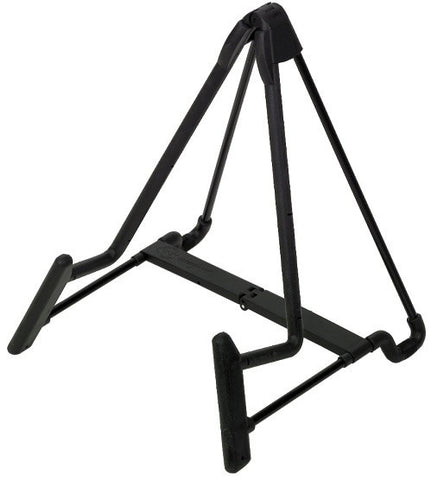 K&M 17581 Heli Electric Guitar Stand - Available at Lark Guitars