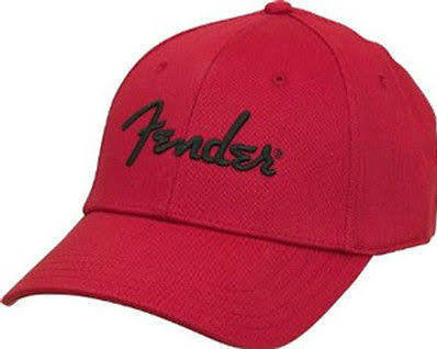 Fender Scrip Logo Stretch Cap
