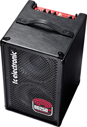 TC Electronic BG250-208 250-watt 2x8 Bass Combo (453), TC Electronic - Lark Guitars