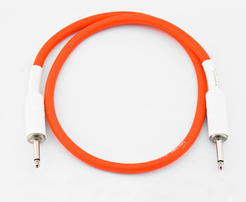 Lava Tephra Speaker Cable 3' Straight to Straight - LCTHS3 - Available at Lark Guitars