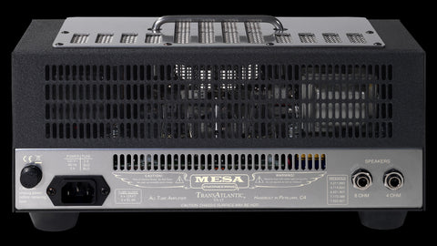 Pre-Owned Mesa Boogie TransAtlantic TA-15 Head (306)