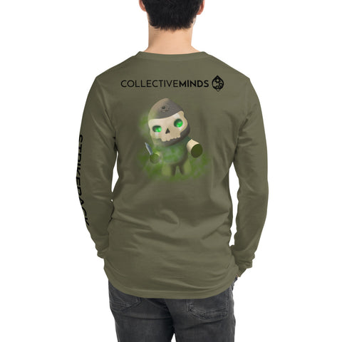 GearHead War Zone Long Sleeve Tee