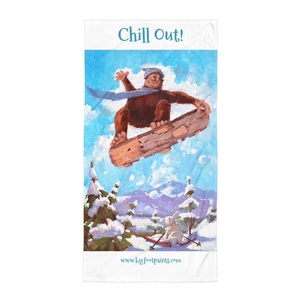 Chill Out Towel