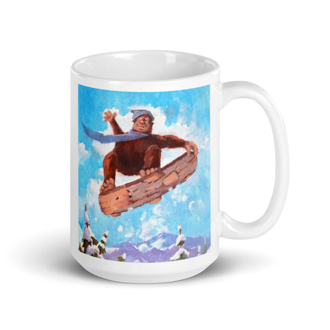 Chill Out Mug - Dual Image