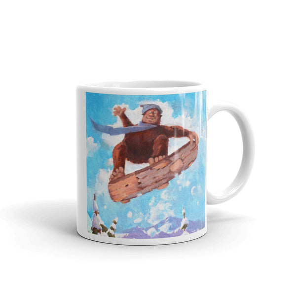 Chill Out Mug - With Text