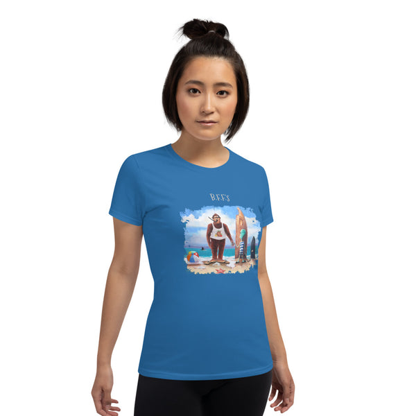 B.f.f.'s Women's short sleeve t-shirt