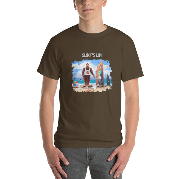 Surf's Up Short Sleeve T-Shirt