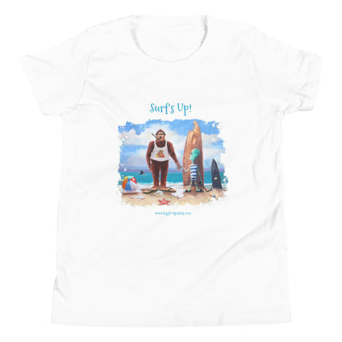 Surf's Up Youth Short Sleeve T-Shirt