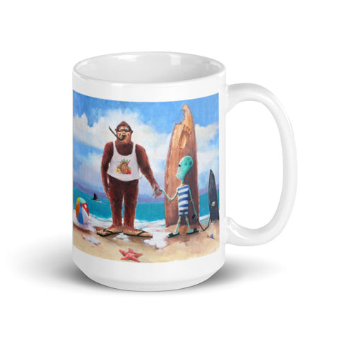 Surf's Up Mug - Dual Image