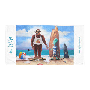 Surfs Up Towel