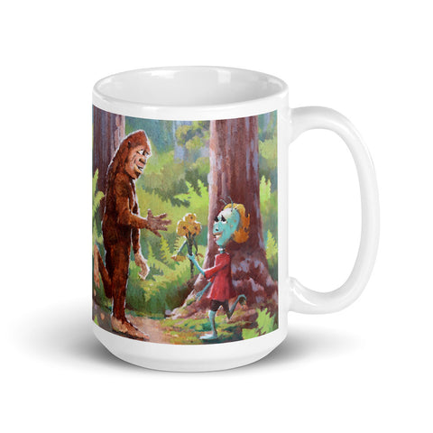Love at First Sighting Mug - With Text
