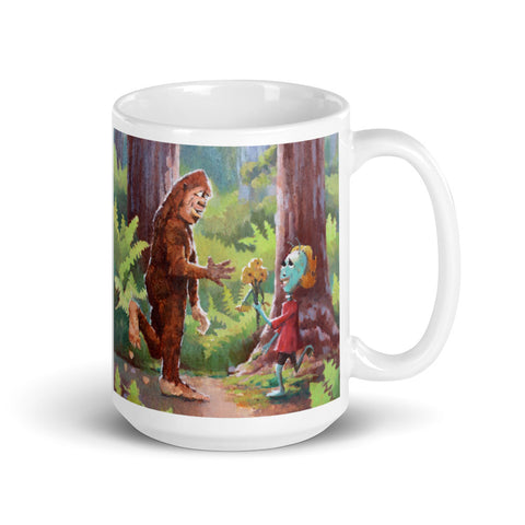 Love at First Sighting Mug - Dual Image