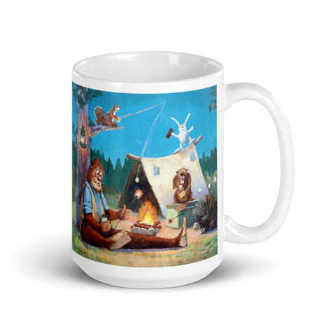 Happy Campers Mug - Dual Image