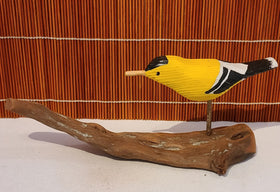 Home Decor - Gold Finch