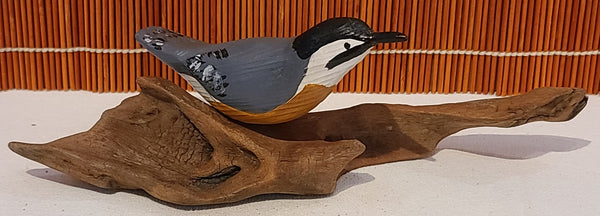 Home Decor - Nuthatch