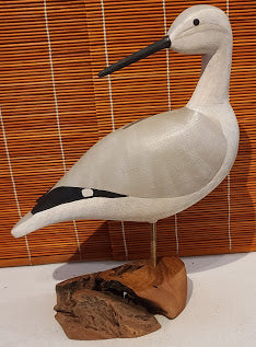 Home Decor - Large Willet