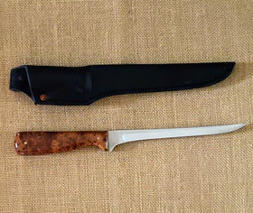 Knives - Filet with Sheath