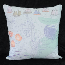 Load image into Gallery viewer, Blue Crab Pillow